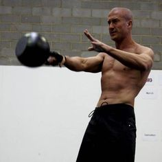 Let's use the most commonly performed kettlebell exercises to show a smart progression to loading the swing.