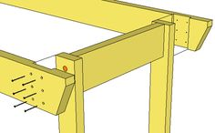 Workbench plans Workbench With Drawers, Workbench Plans, Woodwork, Wood Working, Construction, How To Plan, Detail, Ideas, Woodworking