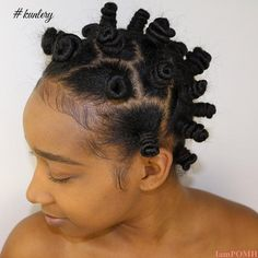 HOW TO ROCK THE GORGEOUS BANTU KNOTS HAIR STYLE