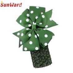 0.29$  Buy here - http://ali5bl.shopchina.info/go.php?t=32790803470 - SunWard Headbands cute's Headband Flower Head Wear Wave Bandeau  #buyonlinewebsite