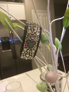 Blinged-out Magic Band! I love it!