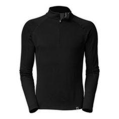 The North FaceMen'sShirts & SweatersMEN'S WARM ZIP NECK