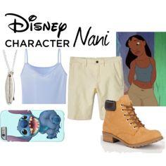 Disney Character Costume: Nani