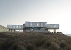 #architecture#rendering#Canada#prairie