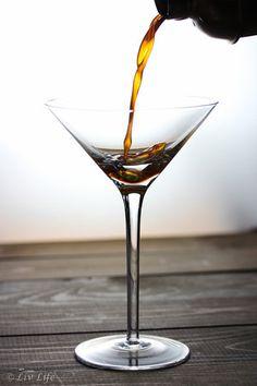 Liv Life: Espresso Martini with Homemade Coffee Liquor #CocktailDay