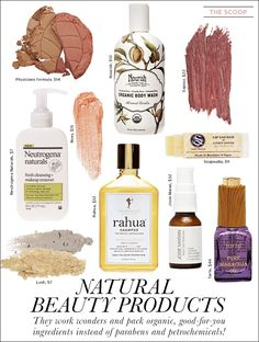 From+Body+Wash+to+Lip+Gloss,+The+Best+Organic+and+Chemical-Free+Beauty+Products!+via+@byrdiebeauty
