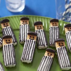 Referee Wafer Cookies