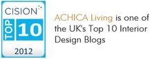 CISION TOP 10 Interior Design Blog