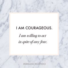 I've had loads of positive feedback from you guys saying how much you love  my positive affirmation posts so I've rounded up another set for you -  dedicated to #bossbabes everywhere who are committed to taking action,  stepping outside your comfort zone and making it happen!  If you're new to affirmations - it's a super easy and super fun way to help  strengthen the connection between your unconscious mind and your conscious  mind.  The more you strengthen this connection the more…