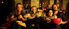 Tamsin, Lauren, Bo, Dyson | Lost Girl