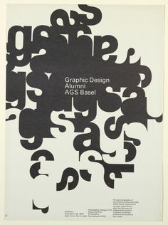 "garadinervi: "" Dan Friedman, Graphic Design Alumni AGS Basel, Philadelphia College of Art, December 1967 "" Dan Friedman (taught graphic design at the Yale School of Art from 1969 to Type Posters, Graphic Design Posters, Graphic Design Typography, Graphic Designers, Typography Inspiration, Graphic Design Inspiration, Yale School Of Art, Graphisches Design, Design Layouts"