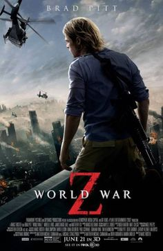World War Z - Rotten Tomatoes Yes - Brad delivers a smart, adult, super thriller all while looking a regular guy against insurmountable odds.