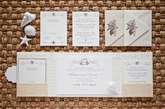 For every wedding we consider every detail, from font to card size. By carefully curating these elements your unique style is reflected thro...