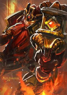 Let's share our favorite Warcraft fan-art! - Page 278 - Scrolls of Lore Forums Warcraft Dota, Wow Of Warcraft, World Of Warcraft Game, Warcraft Heroes, Fantasy Dwarf, Fantasy Warrior, Fantasy Rpg, Fantasy Artwork, Character Concept
