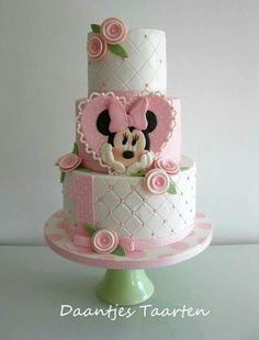 Minni mouse first year