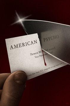 American Psycho by Adam Rabalais