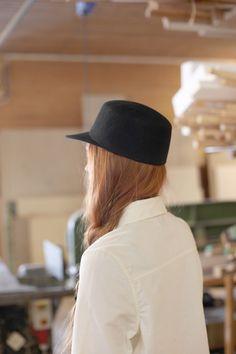 06d1cb4afbd97 Feldt — AW15 Collection · CollectionHatsSombrerosHatCaps Hats