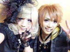 ♥ #Rame #BlackGaneForTheNextScene #Hiro #FestVainqueur #jrock #visualkei #visual #kawaii