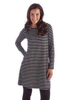 Amazon.com: BambooDreams Mia Boatneck Tunic: Clothing