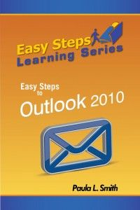 Easy Steps to Outlook 2010 #microsoft #book