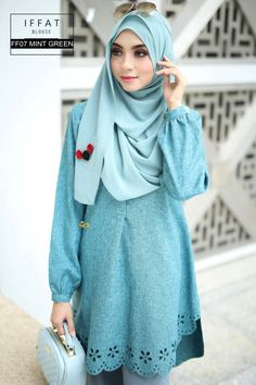 Blouse Iffat Glory Collection
