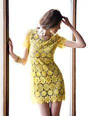 TS Simplicidad vestido floral de la vaina – USD $ 25.19