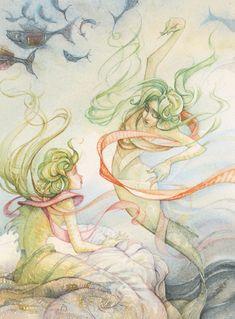 Mermaids by David Christiana