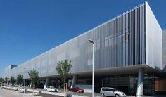 Metall-Fassaden