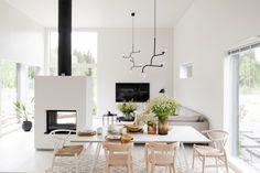 Interior Styling, Interior Decorating, Interior Design, Minimal Decor, Slow Living, Minimalist Interior, Dining Area, Dining Room, Interior Inspiration