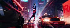 """Miles Morales (Shameik Moore) in Columbia Pictures and Sony Pictures Animation's """"Spider-Man: Into the Spider-Verse."""" (Sony Pictures Animation) It's been quite Miles Morales, Hindi Movies, Disney Pixar, Spider Verse, Brooklyn, Animated Spider, Chris Miller, Trailer Oficial, Spider Man"""