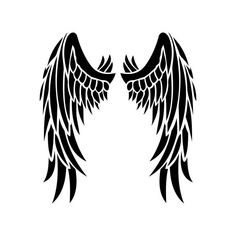 about Stencil Angel Wings ~ UMR Wall Stencil Stencil Angel Wings ~ UMR Wall Stencil in Crafts, Multi-Purpose Craft Supplies, Stencils & Templates Free Tattoo Designs, Wing Tattoo Designs, Angel Tattoo Designs, Tatoo Art, Tattoo Drawings, Body Art Tattoos, Wing Tattoos, Tribal Tattoos, Tribal Wings