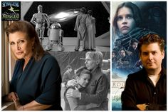 Skywalking Through Neverland #150: Carrie Fisher Celebrated / Rogue One's David Collins