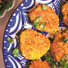 Sweetcorn fritters with tomato salsa | Easy vegetarian ideas - Red Online