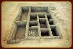 Los orígenes de Egipto (parte I): la dinastía 0. Tumba U-J de Umm el-Qaab