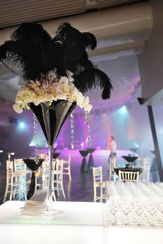 Glamour N Luxury Wedding Centerpieces On Pinterest