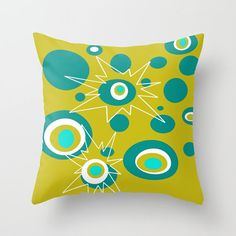 Outdoor Pillow Modern Outdoor Pillow Modern by crashpaddesigns