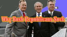 Six reasons Why Bush Republicans Suck A new Biffburroughs Vlog! INFOWARS.COM  BECAUSE THERE'S A WAR ON FOR YOUR MIND