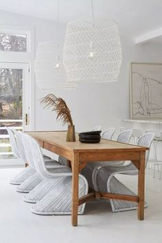 The Lighting Collection about to Take Target by Storm on apartment 34 The new lighting collection for Target, crearted by famed HGTV designer Leanne Ford is a must see. Modern Dining Room, Dining Table, Decor, Interior Design, Furniture, Table, Interior, Lighting Collections, Home Decor