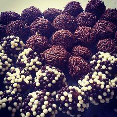 #Brigadeiro #Chocolate