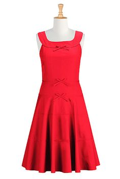 I <3 this Jessica dress from eShakti--a contender for Xmas Party???