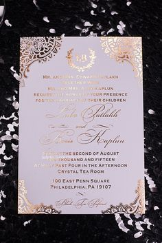 Wedding Stationery Trends With Minted | Wedding Stationery ...