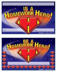 Homework heroes