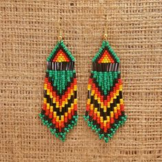 SALE  DAUGHTERS of the EARTH Beaded Native by Tribalimpressions, $20.00