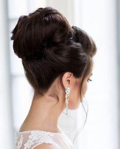 Peinados Recogidos para Novias con Accesorios 10