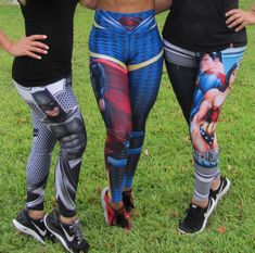 Women Leggings Gym Activewear - Fiber Leggings for Women Colombian Printed Gym Leggings, Lycra Leggings, Best Leggings, Superhero Leggings, Cute Athletic Outfits, Sport Tights, Workout Wear, Leggings Fashion, Cool Outfits