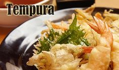 How to Make Light and Crispy Tempura