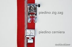 How to sew an exposed zipper: use a zipper foot to perfectly insert and topstitch a zipper plus tips on calculating fabric width and bypassing the slider. Sewing Tools, Sewing Hacks, Sewing Tutorials, Sewing Projects, Make Your Own Clothes, Sewing Lessons, School Fashion, Zipper, Tejidos