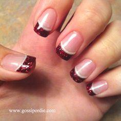 7 Creative Christmas Nails