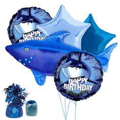 Shark Balloons