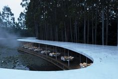 Garden Hotpot Restaurant / MUDA-Architects Completed in 2019 in Chengdu China. Images by Arch-Exist. Chengdu's leisurely and warm temperament makes it a tourism magnet in Southwest China. And hotpot as part of the local cultural characteristics has. Chengdu, Bar Design Awards, John Pawson, Kengo Kuma, Hotpot Restaurant, Architecture Restaurant, Restaurant Design, Architectural Scale, Chief Architect
